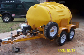 High Pressure Washer for sale by LF Trailers