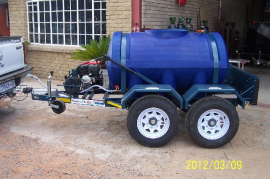 LF Trailers, High Pressure Washer Trailer, New