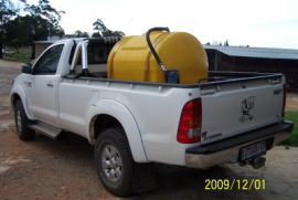 New Diesel Bakkie Units for sale by LF Trailers