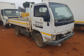 Truck Parts, Nissan, UD 20, Stripping for Parts, Used