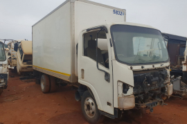 Truck Parts, Isuzu, Stripping for Parts, Used