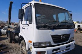 Nissan, UD100, Single Axle, Skip Loader Truck, Used, 2013