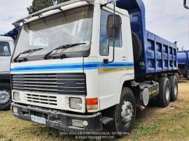 Volvo, FL10, 6x4 Drive, Tipper Truck, Used, 1995