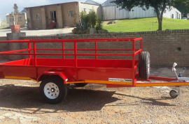 LF Trailers, Flat Deck Trailer, New