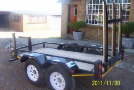LF Trailers, Bomag Trailer, New