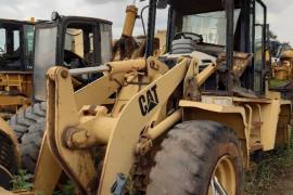 Plant / Machinery Parts, Caterpillar, 914 G , Stripping for Parts, Used