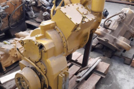 Plant / Machinery Parts, Caterpillar, 930 , Transmission, Used