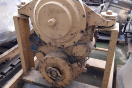 Plant / Machinery Parts, Caterpillar, 16M, Transmission, Used