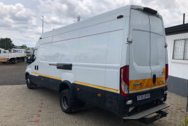 Iveco, 70V15V20, 2WD, LDVs and Panel Vans, Used, 2017