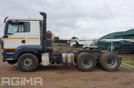 MAN, TGS 27.440, 6x4 Drive, Truck Tractor, Used, 2012
