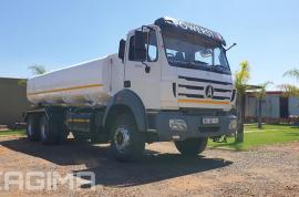 Powerstar, 2628 18 000L , 8x4 Drive, Water Tanker Truck, Used, 2018