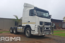 Volvo, FH440, 6x4 Drive, Truck Tractor, Used, 2014