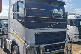 Volvo, FH 480, 6x4 Drive, Truck Tractor, Used, 2016