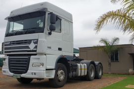 DAF, XF 105.460, 6x4 Drive, Truck Tractor, Used, 2016