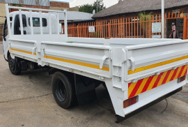 Toyota, DYNA 5-104, 4x2 Drive, Dropside Truck, Used, 2005