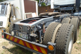 MAN, 30-464, Double Diff, Truck Tractor, Used, 2002