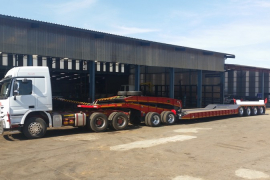 Cobalt, C75, Welldeck Trailer, Used