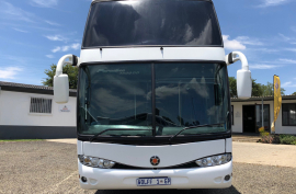 Volvo, Marcopolo, 65 Seater, Luxury Coach, Used, 2008