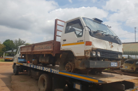 Truck Parts, Toyota, Stripping for Parts, Used