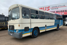 Mercedes-Benz, 1419 BUSMARK BODY, 65 Seater, Commuter Bus, Used, 1986