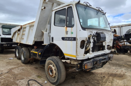 Mercedes Benz, 2629 Powerliner 10 Cube, 6x4 Drive, Tipper Truck, Used, 1996