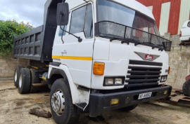 Hino, 26.280 10 Cube, 6x4 Drive, Tipper Truck, Used, 1985