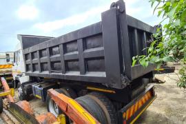 Hino, 26.280 10 Cube, 6x4 Drive, Tipper Truck, Used, 1985