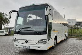 Mercedes-Benz, Auto, 52 Seater, Semi-Luxury Bus, Used, 2010