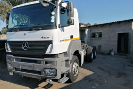Mercedes Benz, Axor 3340, 6x4 Drive, Truck Tractor, Used, 2010