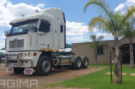 Freightliner,  Argosy ISX500, 6x4 Drive, Truck Tractor, Used, 2011