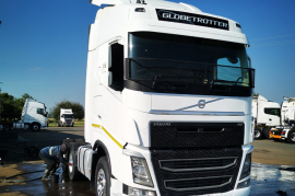 Volvo, FH440  Globetrotter, 6x4 Drive, Truck Tractor, Used, 2017