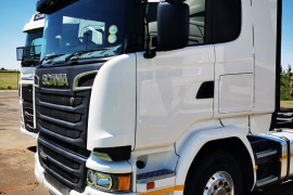 Scania, R500, 6x4 Drive, Truck Tractor, Used, 2017