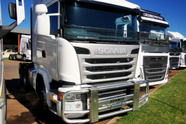 Scania, G460, 6x4 Drive, Truck Tractor, Used, 2017