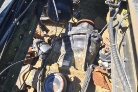 Truck Parts, MAN, 26.480 / 26.410, Axels, Used, 2007