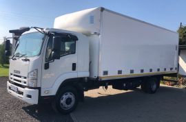 Isuzu, FSR800, 4x2 Drive, Closed Body Truck, Used, 2015