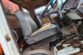 Truck Parts, Mercedes-Benz, 1417/1617, Stripping for Parts, Tipper Body, Used, 1993
