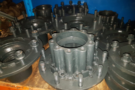 Truck Parts, Various, hubs, Axels, Used