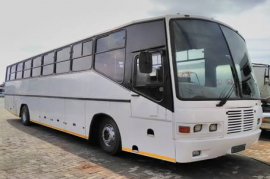 Mercedes-Benz, 1729, 65 Seater, Commuter Bus, Used, 2000