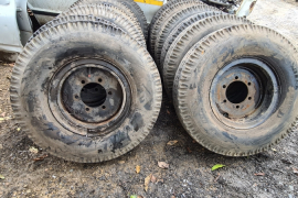 Various, trailer , Rigid, Utility, Tractor, Used