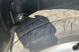 Hino, 614, 4x2 Drive, Dropside Truck, Used, 2015