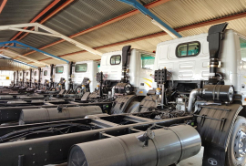 Tata, LPT 813, 4x2 Drive, Chassis Cab Truck, New, 2021