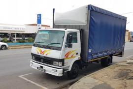 Tata, LPT 813, 4x2 Drive, Curtain Side Truck, New, 2020