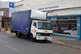 Tata, LPT 813, 4x2 Drive, Curtain Side Truck, New, 2020
