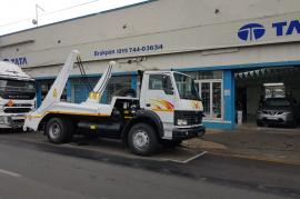 Tata, LPT1518, 4x2 Drive, Skip Loader Truck, New, 2020