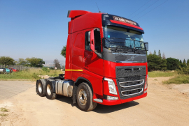 Volvo, FH480  Globetrotter, 6x4 Drive, Truck Tractor, Used, 2017