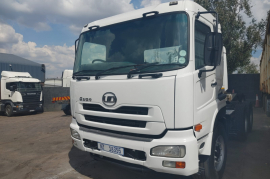 UD, Quon GW26 450, 6x4 Drive, Truck Tractor, Used, 2015