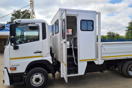 UD, Croner H21 Crew cab and dropside, 4x2 Drive, Dropside Truck, Used, 2017