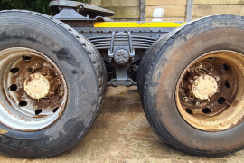 MAN, 27.464, 6x4 Drive, Truck Tractor, Used, 2003