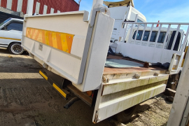 Truck Parts, Isuzu, Double Cab , Body Parts, Tipper Body, Used, 2010