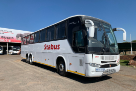 MAN, 26-350 HB4 MARCOPOLO G6 ANDARE CLASS 1000, 65 Seater, Luxury Coach, Used, 2008